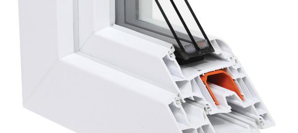 Műanyag ablak nyílászáró - Salamander Deluxe 92