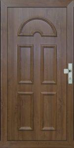 Műanyag és fa nyílászárók – Bejárati ajtó